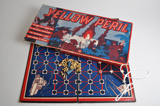 Yellow Peril Game